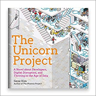 The Unicorn Project cover art