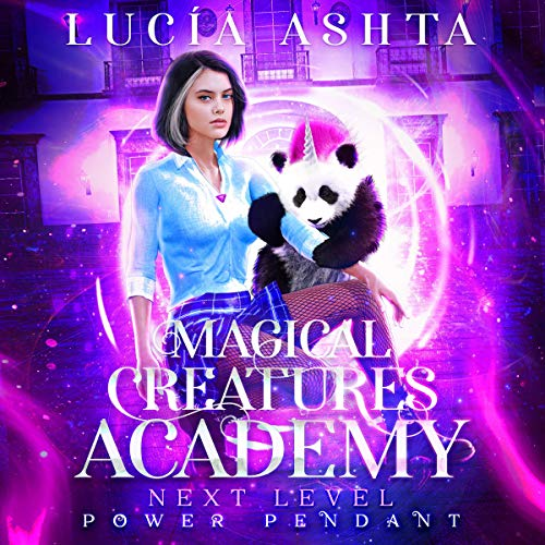 Magical Creatures Academy 5 cover art