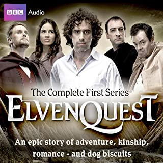 Elvenquest cover art