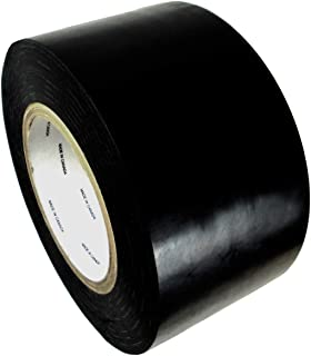 WOD LDPE-5A Greenhouse Repair Tape, Black - 4 inch x 108 ft. - Strong Weatherseal Polyethylene Film Tape Ideal For Sealing & Seaming (Available in Multiple Sizes)