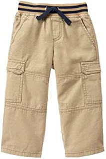 Gymboree Baby/Toddler Boy Classic Khaki The Go Cargo Pant (6-12 Months)