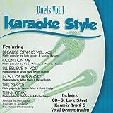 Duets, Volume 1: Karaoke Style