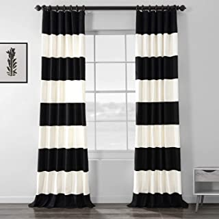 black and white tiger stripes
