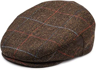 Newsboy Cap for Men, Flat Cap, Ivy Hat Wool Blend, Mens Caps, Gatsby Hat