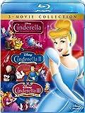 シンデレラ 3-Movie Collection [Blu-ray] image