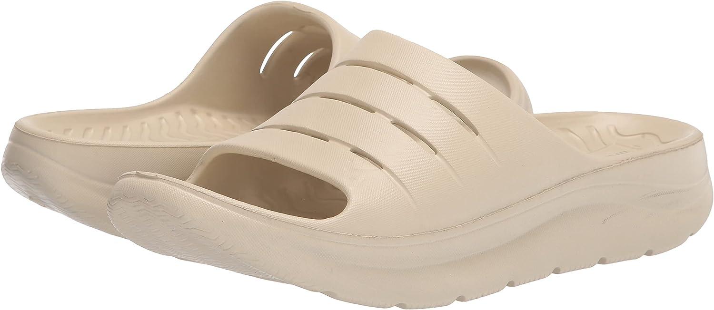 Madden Girl Women's Hawai Slide Sandal