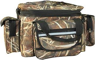 Shoulder Storage Bag, Waterproof Fishing Tackle Bag Shoulder Strap Storage Pouch Pack Durable, Large Capacity, Portable