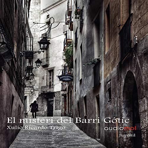 El misteri del Barri Gótic [The Mystery of the Gothic Quarter] (Audiolibro en Catalán) audiobook cover art