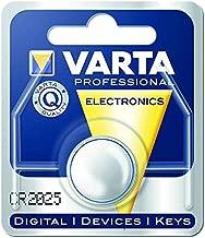 VARTA CR 2025 - Pack de 1 Pila (Litio, 3V, 157 mAh)