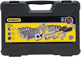 Stanley Stmt71650 1/4 In & 3/8 In Drive Mechanic'S Tool Set