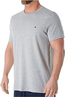 Tommy Hilfiger Denim Men's Short Sleeve Crew Neck Flag Graphic T-Shirt