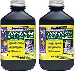 SuperThrive VI30148 Plant Vitamin Solution, 4 Ounce (1, 4 oz (2 Pack))