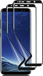【指紋認証対応】Galaxy S9 Plus フィルム 【 2枚セット】ギャラクシーS9 Plus/S9+ TPU 保護フィルム 【3D曲面ラウンドエッジ加工】2021年最先端TPU素材 Galaxy S9 Plus au SCV39/doco...