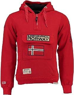 Geographical Norway Sudadera NIÑO GYMCLASS 007 rol 7