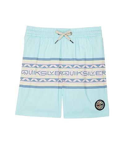 Quiksilver Kids Sun Faded Volley 15 Boardshorts (Big Kids)