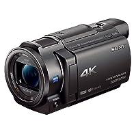 Sony 4K HD Video Recording FDRAX33 Handycam Camcorders