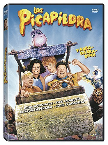 Los Picapiedra [DVD]
