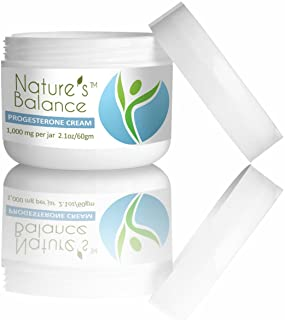 Bio-identical Progesterone Cream Made with all Natural Ingredients - no Fragrance - no Toxic, Cancer Causing Petrochemicals.