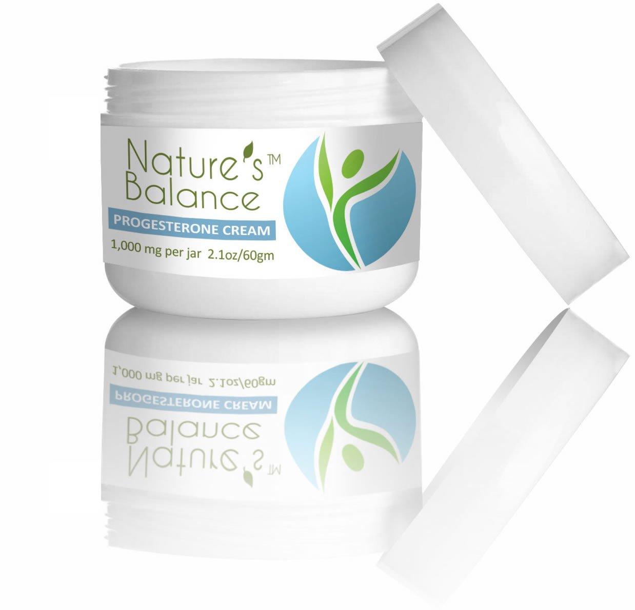 Bio identical Progesterone Cream Natural Ingredients