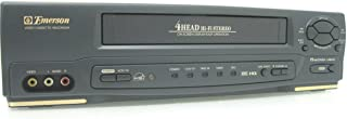 Emerson ewv601b VCR Stereo Hi-Fi