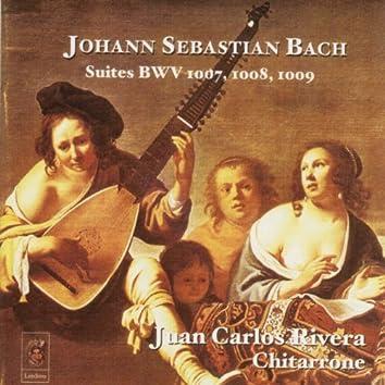 Johann Sebastian Bach - Suites BWV 1007, 1008, 1009