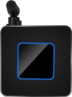 Riiai 2.4G/5G Wifi Dual-Band Mobiele Telefoon Draadloos Hetzelfde Schermapparaat, Ondersteunt HD/AV Input Interface, voor ...