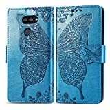 Case Compatible With LG K40s Case, Butterfly Embossment