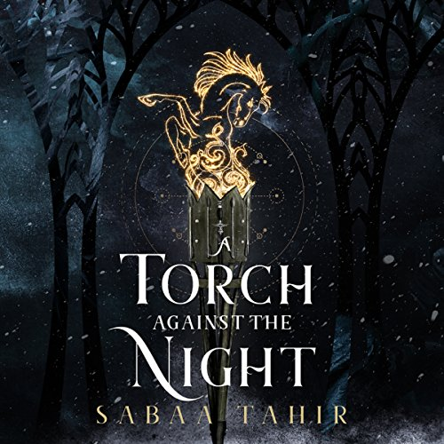 A Torch Against the Night     An Ember in the Ashes, Book 2              By:                                                                                                                                 Sabaa Tahir                               Narrated by:                                                                                                                                 Aysha Kala,                                                                                        Jack Farrar,                                                                                        Samantha Sutherland                      Length: 14 hrs and 16 mins     160 ratings     Overall 4.5