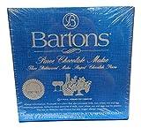 Barton's Parve Chocolate Matzo - Crunchy Ground Filberts Smothered In Bittersweet Chocolate