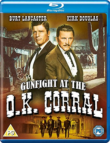 Gunfight At The Ok Corral [Edizione: Regno Unito] [Reino Unido] [Blu-ray]