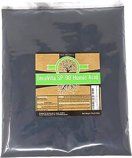 Root Naturally 1 Lb TeraVita SP-90 Humic Acid 100% Soluble Powder