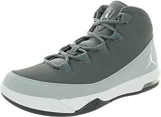 Jordan Air Deluxe Dark Grey/White-Wolf Grey