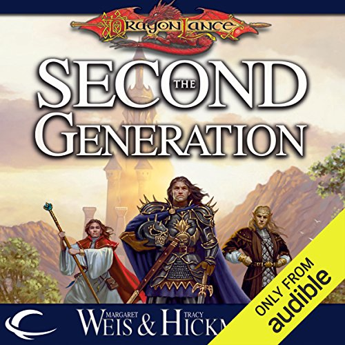 The Second Generation                   By:                                                                                                                                 Margaret Weis,                                                                                        Tracy Hickman                               Narrated by:                                                                                                                                 Gabra Zackman                      Length: 16 hrs and 31 mins     4 ratings     Overall 5.0