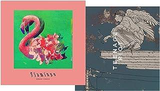 [セット品] Flamingo / TEENAGE RIOT 3点セット(初回限定フラミンゴ盤+初回限定ティーンエイジ盤+通常盤)
