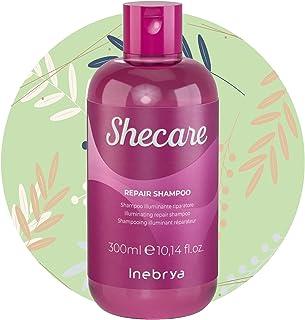 Shampoo illuminante riparatore 300ml Shecare Inebrya