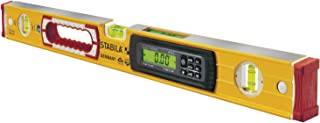 """Stabila 36524 Type 196-2 TECH Level 24"""" Level with Case"""