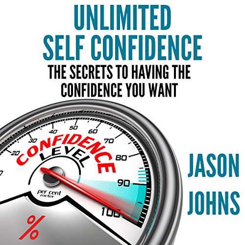 Unlimited Self Confidence audiobook cover art