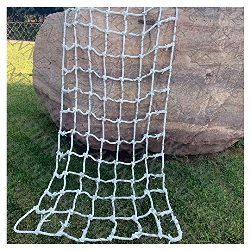 Best Bargain Climbing Cargo Net,Rope Netting Climbing Climb Net Kids Playground Rock Rope Cords Ladd...