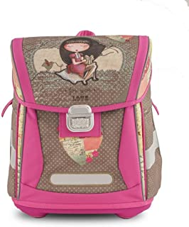 Ergo Schulranzen/Ergonomic Backpack Sweet Mochila tipo casual, 42 cm, 23 liters, Multicolor (Sweet)