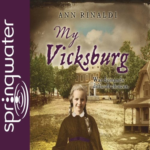 My Vicksburg  audiobook cover art