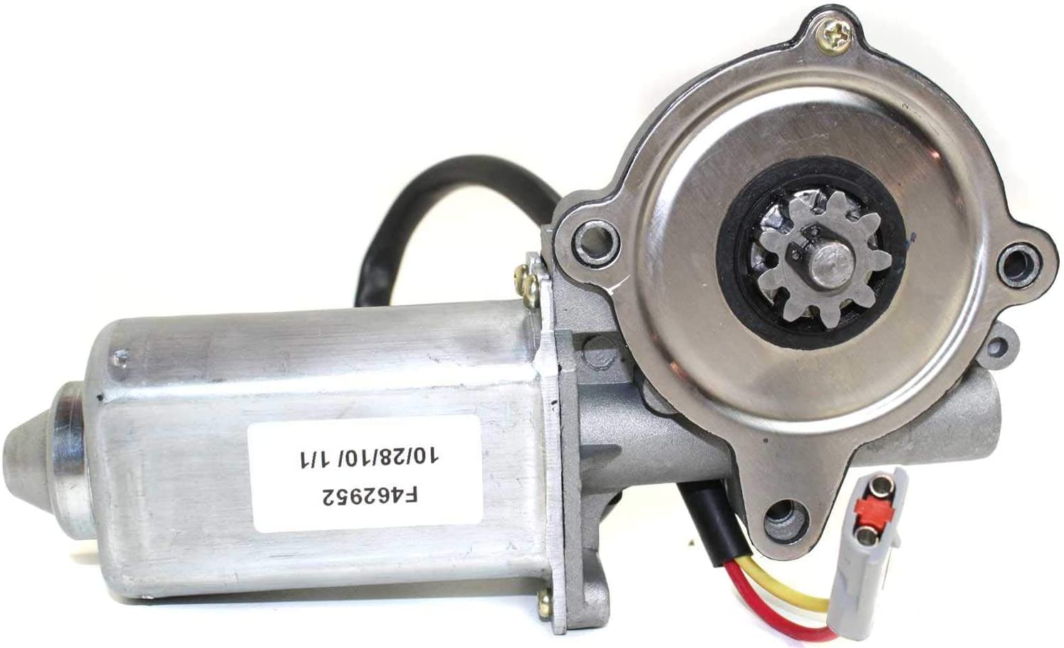 Garage-Pro Front Window Regulator Motor FORD Compatible with Sale Tulsa Mall Special Price EXP