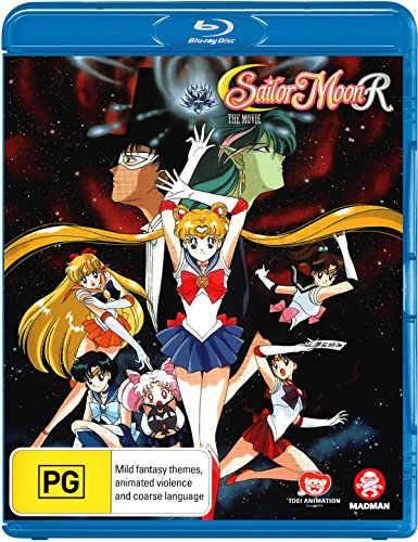 Sailor Moon R - The Movie [Edizione: Australia] [Italia] [Blu-ray]