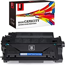 3-Pack Black Compatible Toner Replacement for HP 55A CE255A Laserjet Pro P3015 P3015d P3015n P3015dn P3015x M521dn MFP M521dw MFP M525dn M525f M525c Toner Cartridge,by UstyleToner