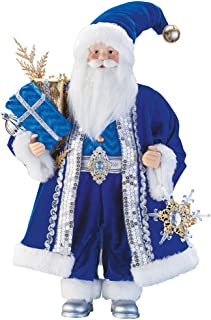 Best silver santa statue Reviews