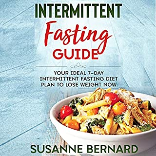 Intermittent Fasting Guide: Your Ideal 7-day Intermittent Fasting Diet Plan to Lose Weight Now cover art
