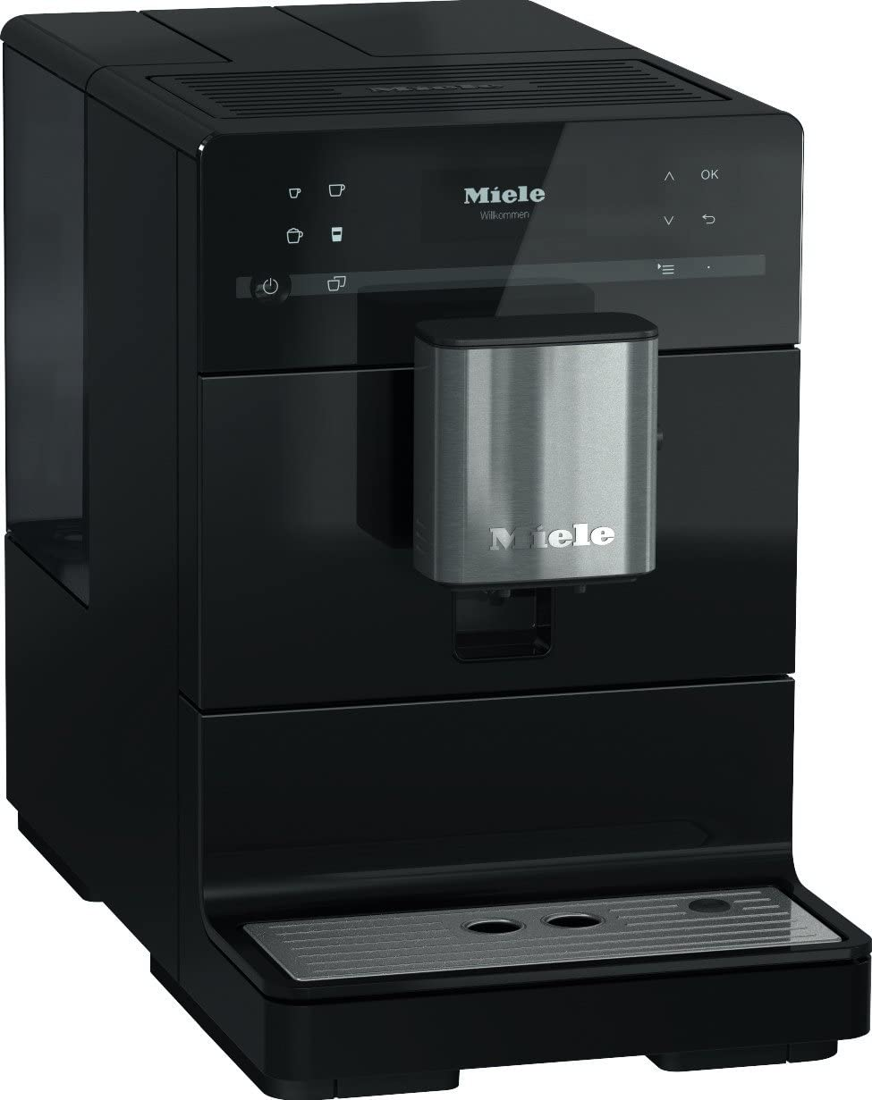 Miele CM5300 Coffee System Medium Ranking integrated 1st place Obsidian Max 69% OFF Black