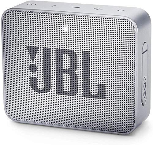 JBL GO 2 - Altavoz inalámbrico portátil con Bluetooth, parlante resistente al...