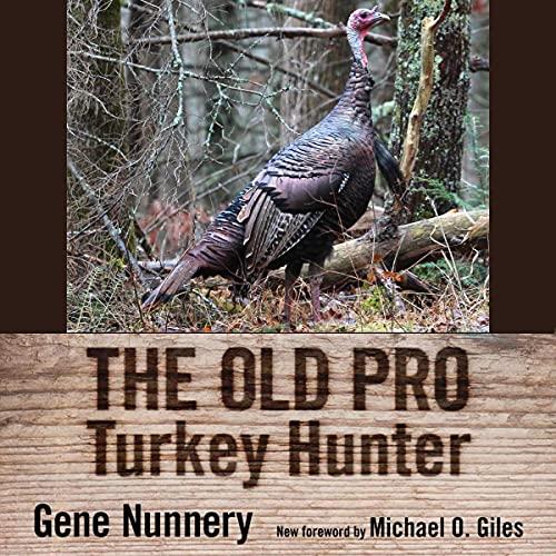 The Old Pro Turkey Hunter cover art