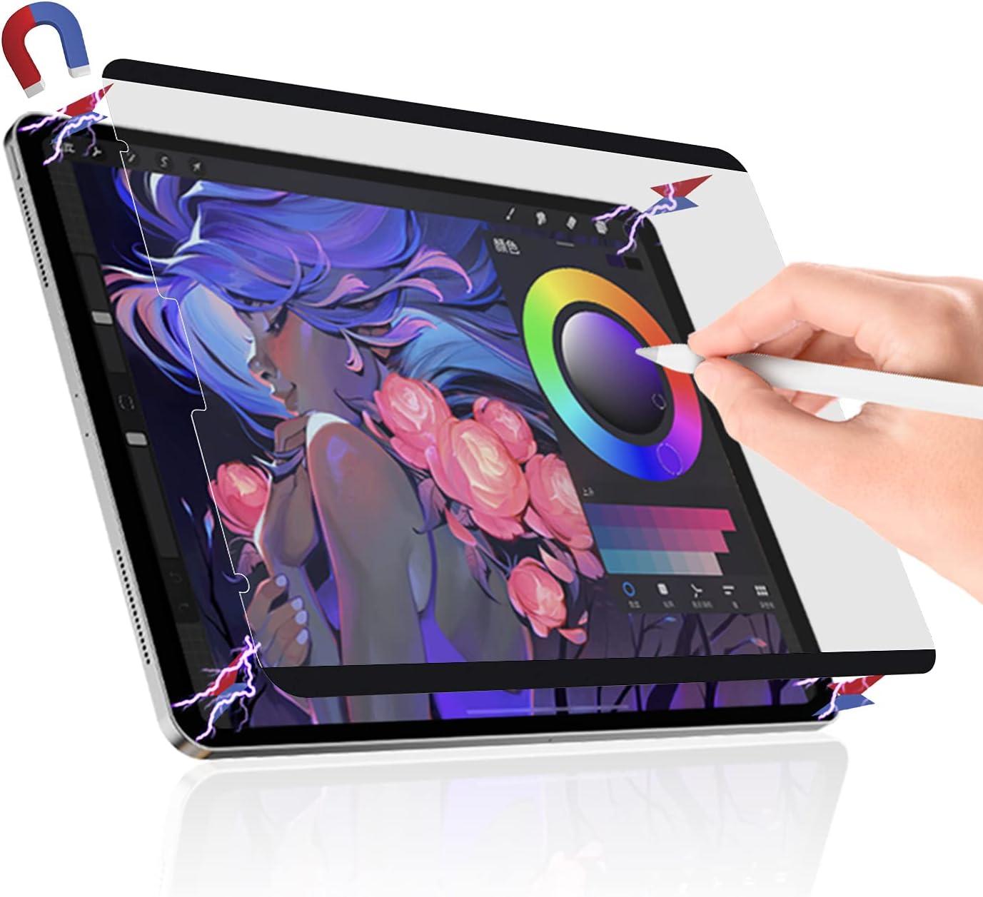 Feelpaper Omaha Mall Screen Protector Popular popular for iPad inch 10.5 10.2 Pro Air3