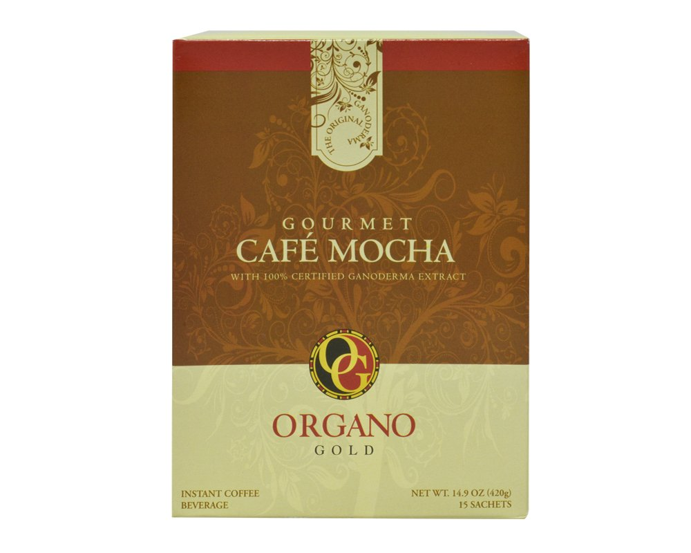3 Box Organo Gold Cafe Max 80% OFF Certified 100% Organic Mocha Super beauty product restock quality top! Gour
